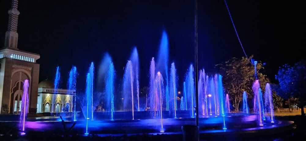 penyedia jasa pembuatan air mancur